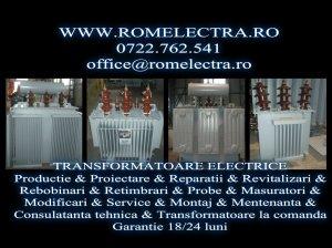 ROMELECTRA TRANSFORMATOARE ELECTRICE